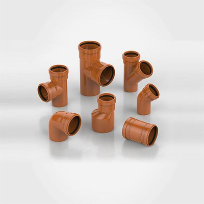 PVC GASKETED FITTING(Push-Fit)