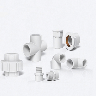 PVC Pressure Pipes And Fittings PN10 (DIN)