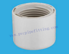 SCH40 PVC FITTING FEMALE CAP