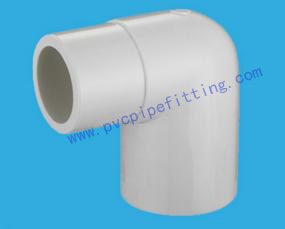 SCH40 PVC FITTING MALE and FEMALE ELBOW(SPCKET)