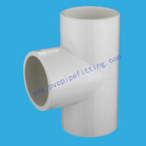 SCH40 PVC FITTING TEE