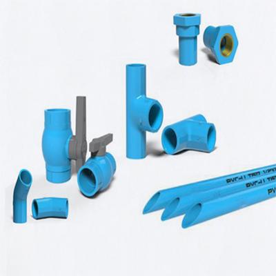 TIS PVC FITTING (TIS 17-2532/1131-2535)