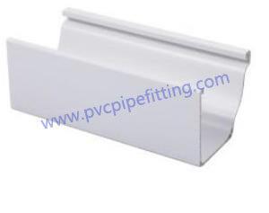 5.2 inch pvc gutter