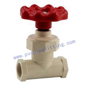 CPVC ASTM D2846 Angle valve