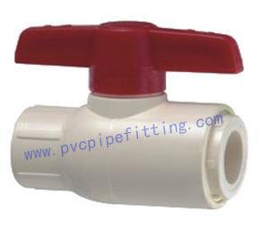 CPVC ASTM D2846 BALL VALVE I