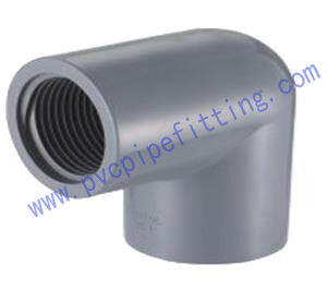 CPVC FITTING FEMALE ELBOW 90°SCHEDULE 80