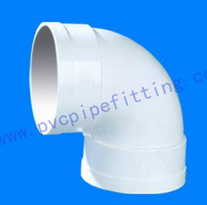 GB PVC DWV FITTING 90 DEG ELBOW
