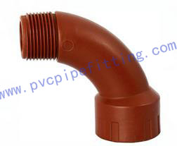 IPS PPH THREADED FITTING FEMALE AND MALE BEND