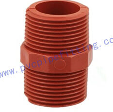 IPS PPH THREADED FITTING NIPPLE (2)