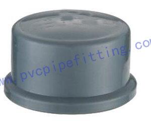NBR PVC FITTING END CAP