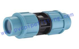 PP Compression FITTING COUPLING