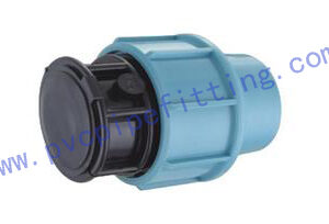 PP Compression FITTING PLUG