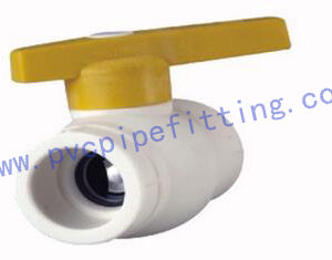 PPR FITTING COPPER CORE BALL VALVE