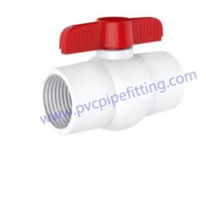 PVC BALL VALVE (THREAD)