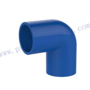 PVC ELECTRICAL CONDUIT ORTAGONAL 90 DEG ELBOW