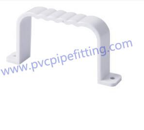 PVC GUTTER CLIP
