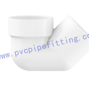 SCHEDULE 40 PVC DWV FITTING SYPHON (ASTM D2665)