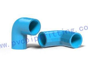 TIS PVC FITTING 90 DEG ELBOW