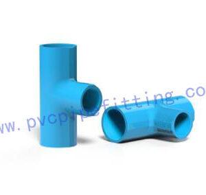 TIS PVC FITTING REDUCING TEE