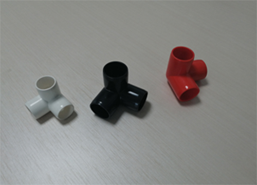 3 way Pvc fitting(sch40 pvc fitting side outlet elbow)