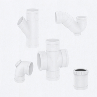 GB PVC DWV FITTING