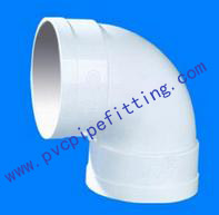 SCH40 PVC FITTING 90 DEG ELBOW