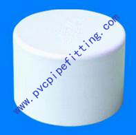 SCH40 PVC FITTING END CAP