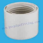 SCH40 PVC FITTING FEMALE CAP