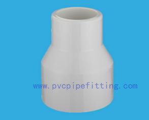 SCH40 PVC FITTING REDUCING COUPLING