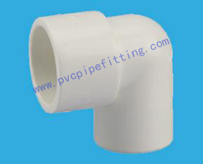 SCH40 PVC FITTING REDUCING ELBOW