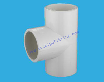 SCH40 PVC FITTING TEE