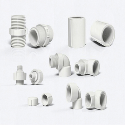 PVC THREAD FITTING BS STANDARD