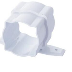 125mm pvc gutter Square coupling M