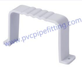 7 inch PVC GUTTER CLIP