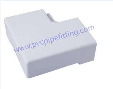 7 inch pvc gutter 90 DEG inside corner
