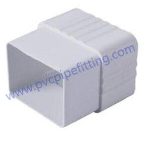 7 inch pvc gutter Connector