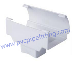 7 inch pvc gutter Water Outlet