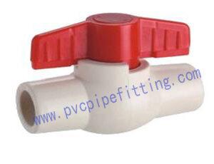 CPVC ASTM D2846 BALL VALVE