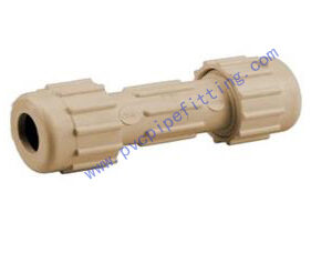 CPVC ASTM D2846 COMPRESSION COUPLING