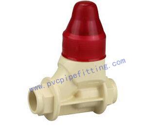 CPVC ASTM D2846 Check valve