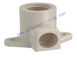 CPVC ASTM D2846 DROP EAR ELBOW