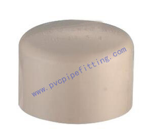 CPVC ASTM D2846 END CAP