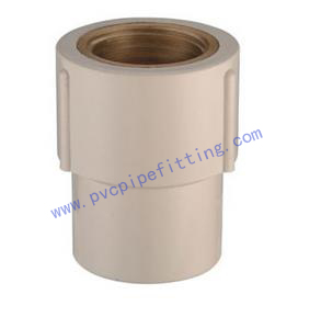 CPVC ASTM D2846 Female coupling (copper thread)