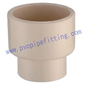 CPVC ASTM D2846 REDUCING COUPLING