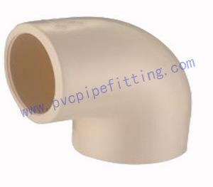 CPVC DIN FITTING 90 DEG ELBOW