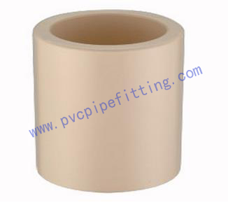 CPVC DIN FITTING COUPLING