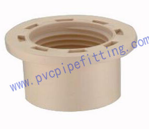 CPVC DIN FITTING FEMALE THREAD REDUCER BUSHING