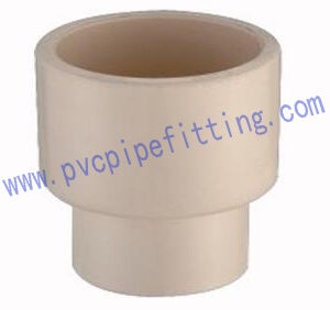 CPVC DIN FITTING REDUCING COUPLING