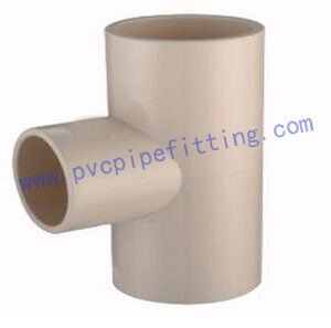 CPVC DIN FITTING REDUCING TEE