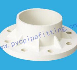 DIN PVC FITTING FLANGE